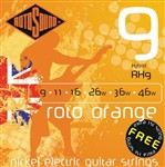 Rotosound RH9 Roto Orange Electric, Hybrid, 9-46