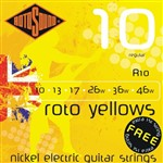 Rotosound R10 Roto Yellows (10-46)