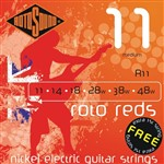 Rotosound R11 Roto Reds Electric, Medium, 11-48