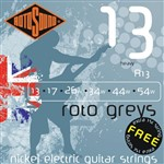 Rotosound R13 Roto Greys Electric, Heavy, 13-54