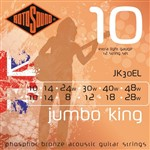 Rotosound JK30EL Jumbo King Electric, 12-String, Extra Light, 10-48
