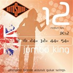 Rotosound JK12 Jumbo King Electric, Medium Light, 12-54