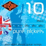 Rotosound PN10 Pure Nickels Electric, Regular, 10-46