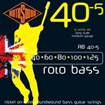 Rotosound RB40-5 Roto Bass, Long Scale, Medium, 40-125