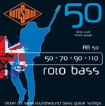 Rotosound RB50 Roto Bass, Long Scale, Heavy, 50-110