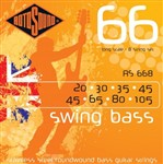 Rotosound RS668 Swing Bass 66, Long Scale, 8-String, 20-45/45-105