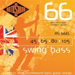 Rotosound RS66EL Swing Bass 66, Extra Long Scale, Standard, 45-105
