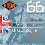 Rotosound RS66LH+ Swing Bass 66, Drop Zone, Long Scale, Custom, 85-175