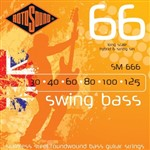 Rotosound SM666 Swing Bass 66, Long Scale, Hybrid, 6-String, 30-125