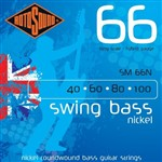 Rotosound SM66N Swing Bass 66, Long Scale, Hybrid, 40-100