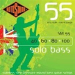 Rotosound SM55 Solo Bass, Long Scale, Hybrid, 40-100