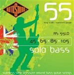Rotosound RS55LD Solo Bass, Long Scale, Standard, 45-105