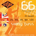 Rotosound RS665LB Swing Bass 66, Long Scale, Medium Light, 5-String, 35-120