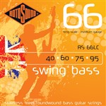 Rotosound RS66LC Swing Bass 66, Long Scale, Medium, 40-95