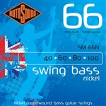 Rotosound RS66LN Swing Bass 66, Long Scale, Standard Light, 45-100