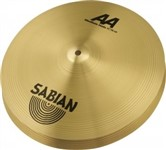 Sabian AA Medium Hi-Hats 14in, Natural