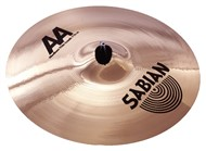 Sabian AA Medium Thin Crash (18in, Brilliant)