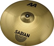 Sabian AA Metal X Ride 20in, Brilliant
