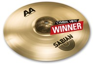 Sabian AA Raw Bell Crash (16in, Natural)