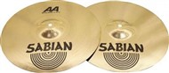 Sabian AA Rock Hi-Hats (14in, Brilliant)