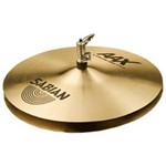 Sabian AAX Fast Hi-Hats 13in, Natural