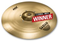 Sabian AAX ISO Crash (20in, Brilliant)