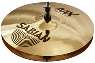 Sabian AAX Metal Hi-Hats (14in, Brilliant)