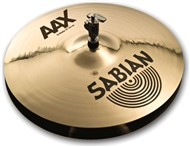 Sabian AAX V-Hats (14in, Brilliant)
