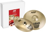 Sabian AAX V-Crash Cymbal Pack