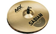 Sabian AAX X-Celerator Hi-Hats (13in, Brilliant)