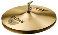 Sabian AAX X-Celerator Hi-Hats (13in, Natural)
