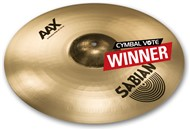 Sabian AAX X-Plosion Ride 20in, Brilliant