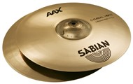 Sabian AAX X-Plosion Hi-Hats 14in, Brilliant