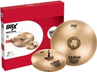 Sabian B8X First Pack (14/16in)