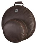 22 Vintage Brown Cymbal Bag