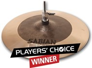 Sabian HHX Click Hi-Hats 14in, Natural