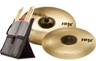 Sabian HHX Crash Value Bundle