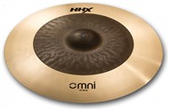 Sabian HHX Dark OMNI Crash & Ride (22in)