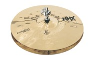 Sabian HHX Evolution Hi-Hats 13in, Brilliant