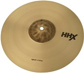 Sabian HHX Splash (12in, Brilliant)