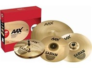 Sabian AAX X-Plosion Fast Pack Plus 18in AAX X-Plosion Fast Crash