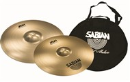 Sabian XSR 16 & 18in With Free Bag