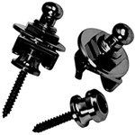 Schaller Strap Locks (Black)
