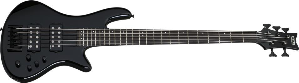Schecter Stiletto Stage-5, Gloss Black