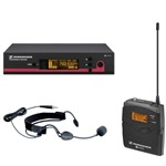 Sennheiser EW 152 G3 Wireless Headset Microphone System (Channel 38)