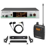Sennheiser EW 300 IEM G3 Wireless In Ear Monitoring System (Channel 38)(Ex-Display)