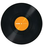 "Serato 12"" Performance Series Vinyl - Because Music Is Here To Be Played With Black"