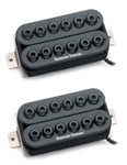 Seymour Duncan 6 String Invader Set (Black)