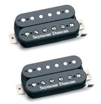 Seymour Duncan Pearly Gates Humbucker Pickup Set, Black