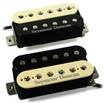 Seymour Duncan 6 String Pearly Gates Set (Zebra)